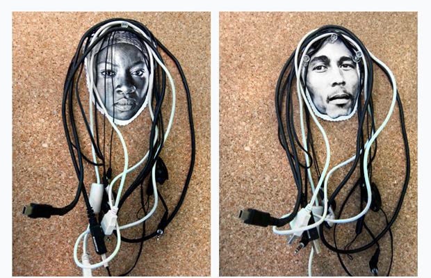 Diseño y humor para organizar todos tus cables. Un consejo DIY de Home Sapiens