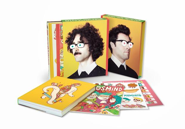 Why, How, What. ¡El primer libro de arte de Brosmind!