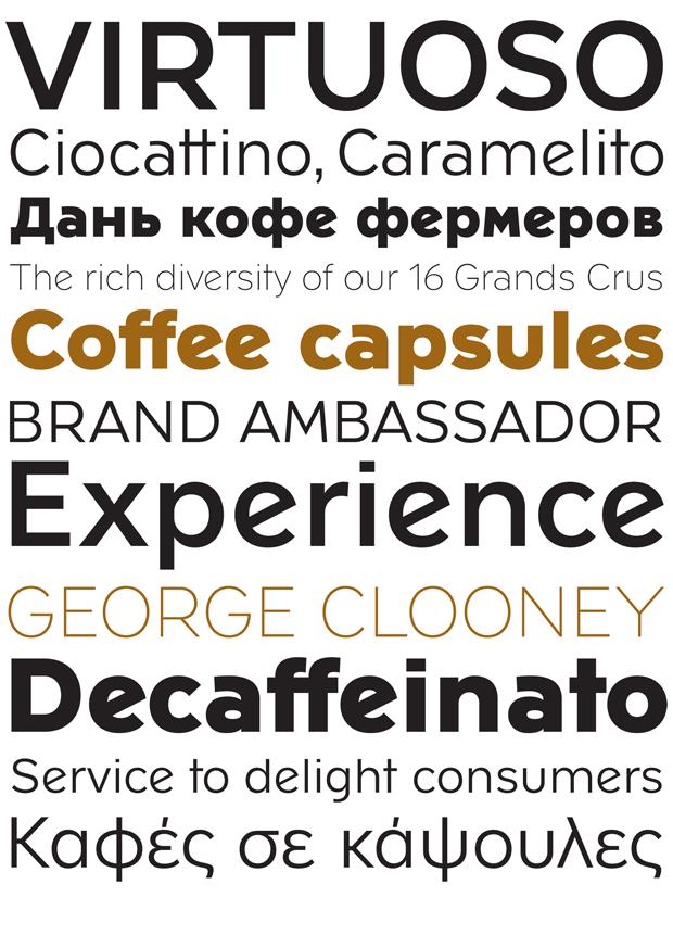 Jean François Porchez habla sobre las claves de la tipografía Nespresso