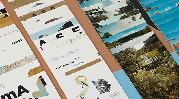 Asfalto, proyecto editorial experimental centrado en el proceso, no la forma, diseñado por Imanol Buisán