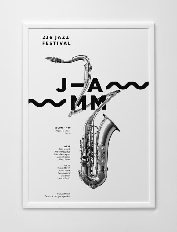 cartel – Jamm – pfc de Edu Torres