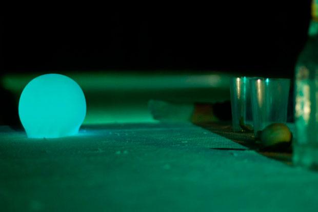 LAMPP convierte tu móvil en una lámpara inteligente