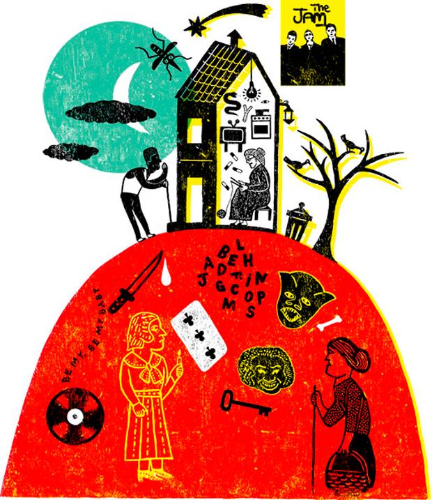 Flavio Morais – ilustración