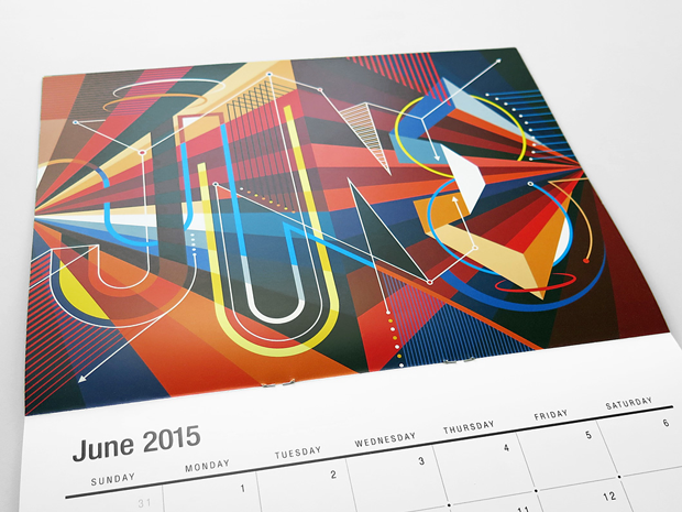 calendario de 2015 - mes de junio