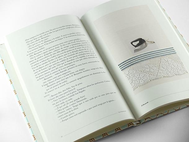 Cuentos completos, proyecto editorial de Laia Guarro