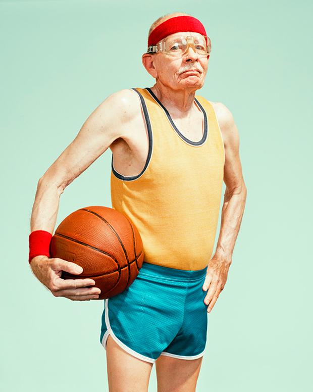 Los años dorados, fotografías de ancianos realizadas por Dean Bradshaw