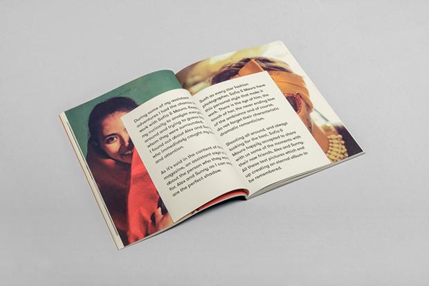 Assistant magazine. Hablemos sobre el pasado, presente y futuro de la moda