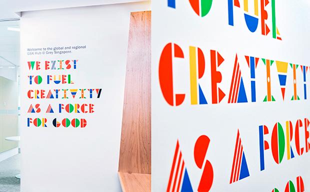 Multinational Typeface, una tipografía ex profeso por Lluís Princep-Fabra para Grey Singapore