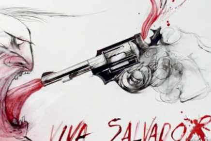 Jhonny Depp da vida al ilustrador Ralph Steadman en For No Good Reason