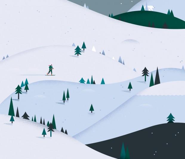 Lotta Nieminen ilustra el nuevo Google Calendar
