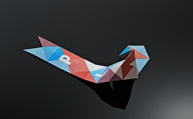 Marcapáginas diseñado por Paperlux