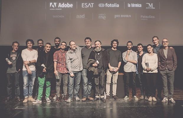 Premios Gràffica 2014