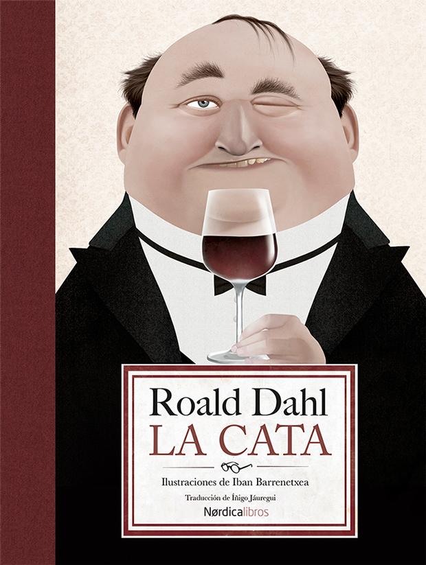 Iban Barrenetxea ilustra los textos de Roald Dahl en La Cata