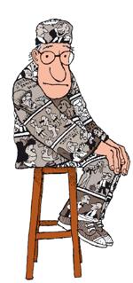 Quino, dibujante de Mafalda