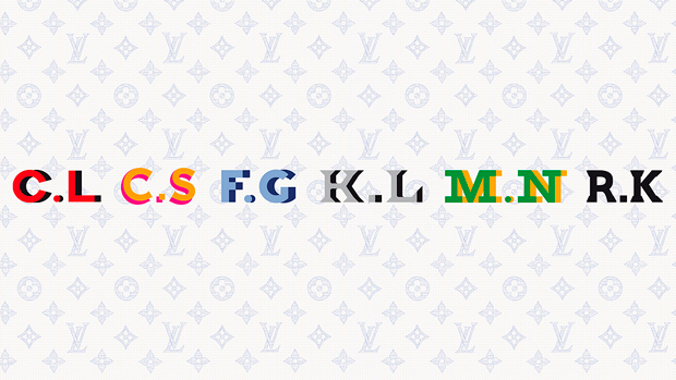 Celebrating the Monogram – Louis Vuitton