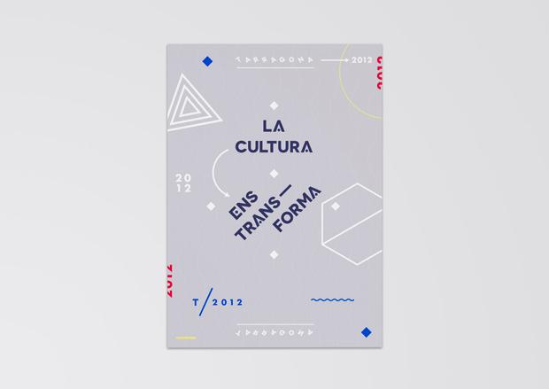 Proyecto Tarragona 2012 del estudio creativo DOMO-A