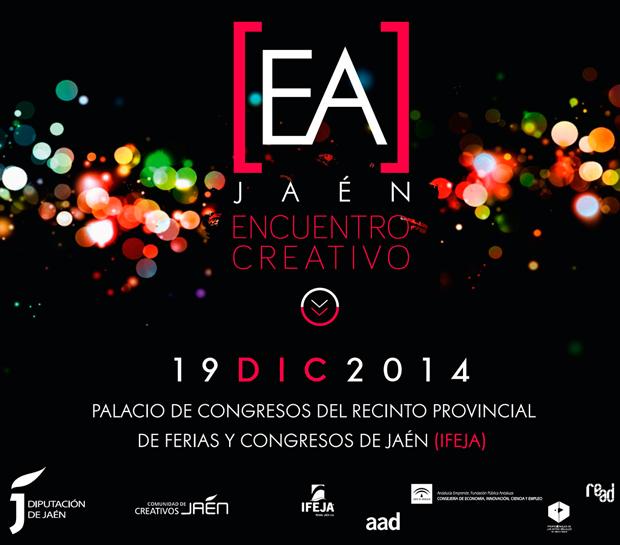 1r Encuentro de Creativos en Jaén