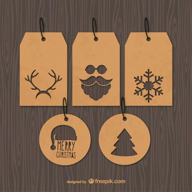 10 recursos gráficos gratuitos con motivos navideños