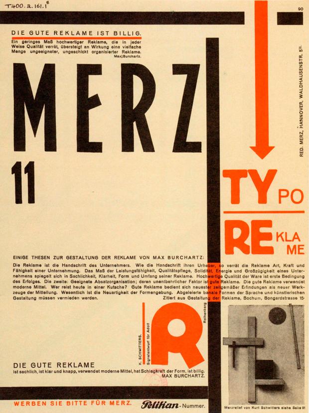 Kurt Schwitters. Vanguardia y publicidad, exposición en el Museo de Arte Abstracto de Cuenca