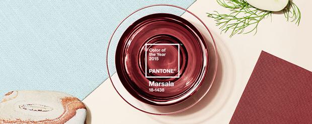 Pantone Marsala Color del Año 2015