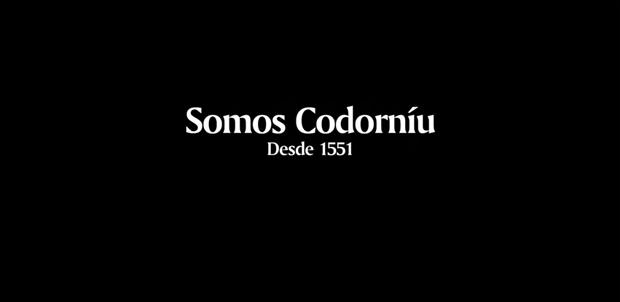 No somos Champagne, somos Codorníu – campaña de SCPF