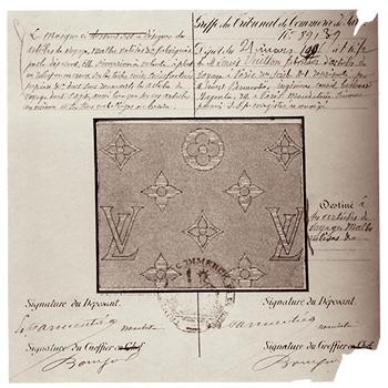 origen del Monogram de Louis Vuitton
