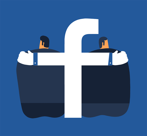 Magoz - ilustrador nómada – ilustración Facebook