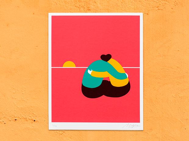 Magoz - ilustrador nómada – ilustración love