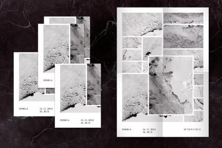 DOMO-A es blanco, silencio, datos, creatividad