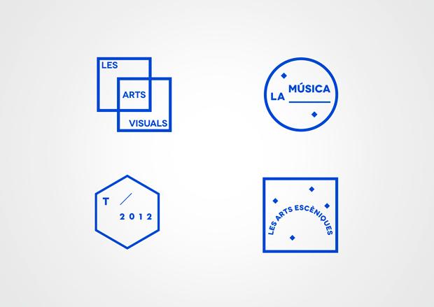 Proyecto Tarragona 2012 del estudio creativo Domoa