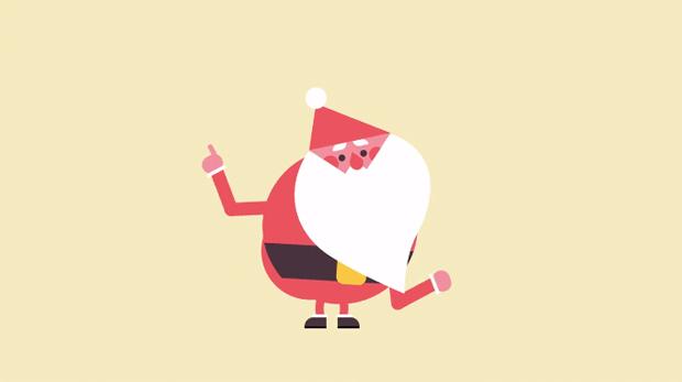 Cómo le desearías Feliz Navidad a tus clientes...