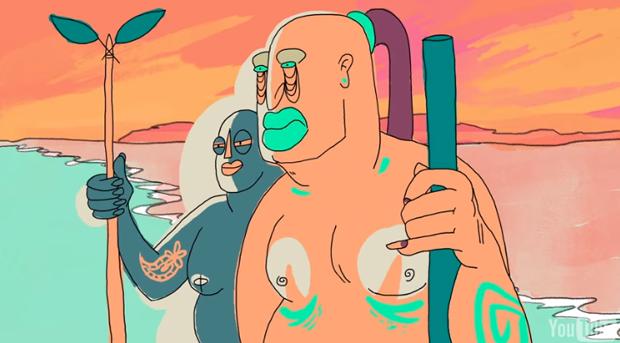 Tattoo o tatuaje, no importa. Descubre la historia de este arte ancestral en 5 minutos de animación