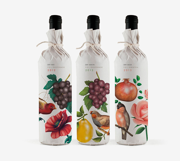 Pure Drops, branding & packaging design Bob Studio