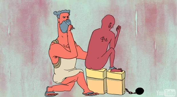 La historia del arte de tatuar resumida en 5 minutos de animación