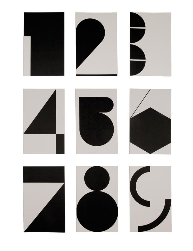 Ibán Ramón diseño póster We Love Geometry