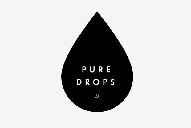 Pure Drops, la esencia del branding inscrita en un pequeño bodegón