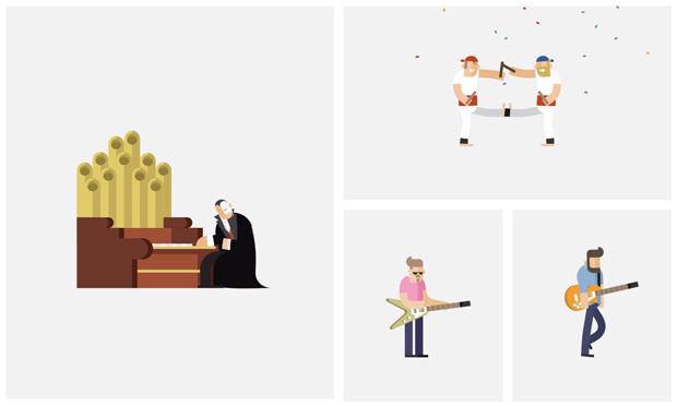 Identidad y animación para el Instituto de Cultura de Barcelona de Outro Studio
