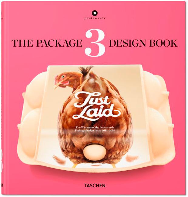 El mejor packaging del mundo. Portada The Package Design Book 3 editado por Taschen