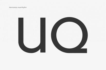 Nordiak Grotesk, nueva familia tipográfica palo seco y simétrica