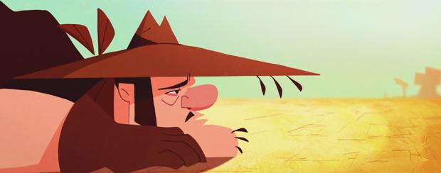 El Terror, un western animado por Franco E.