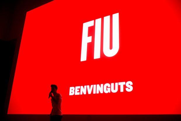 FIU Barcelona 2015. Talento joven, creativo y descarado