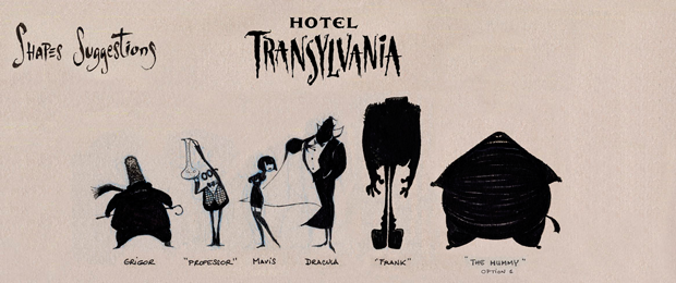 Hotel Transylvania Grangel Studio
