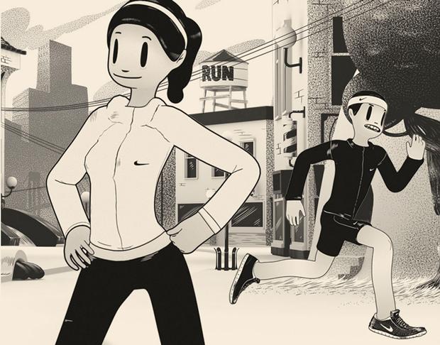 McBess anima Outdo You para la nueva campaña de Nike