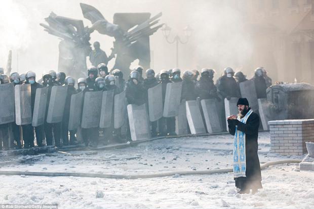 Rob Stothard –  – Getty Images – Las imágenes que definieron el 2014. Year in Focus