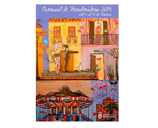 concurso del Carnaval 2015 Antonio Jiménez Pérez