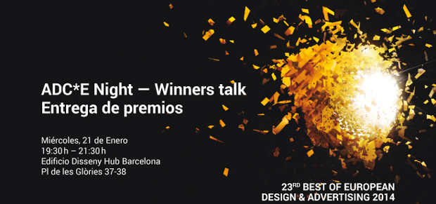 ADCE Night Spain – Winners talk