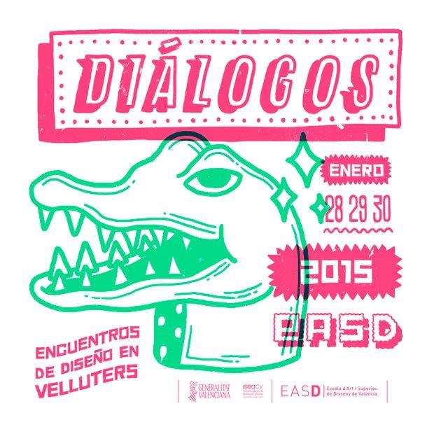 Encuentros de diseño en Diálogos XII – EASD Valencia