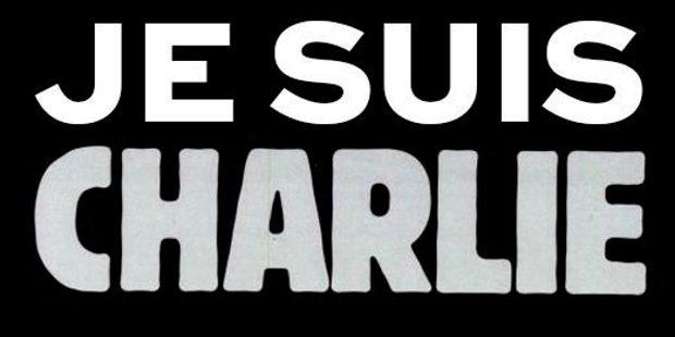 Comunicado de apoyo a Charlie Hebdo y concentración de apoyo  – JE SUIS CHARLIE