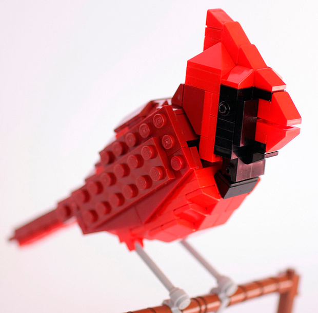 LegoBirds-Tom de Poulsom
