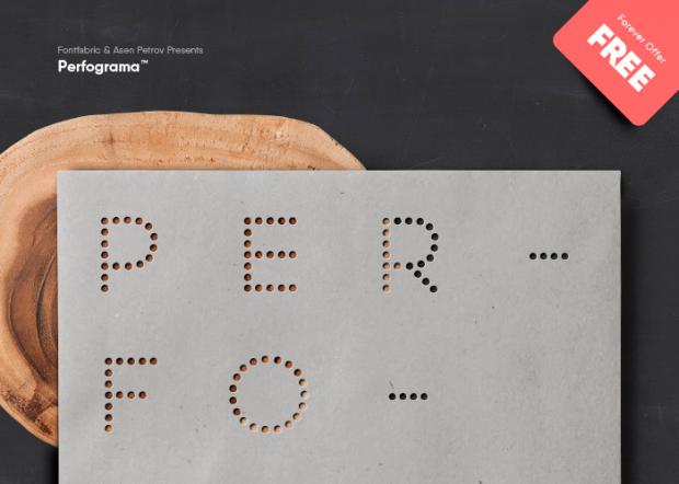 tipografía inspirada en las antiguas máquinas IBM Harvard – Mark 1